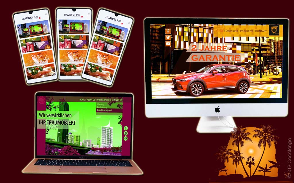 Webdesign Agentur Wien, Webdesinger, Webagentur, Homepage, Webseite