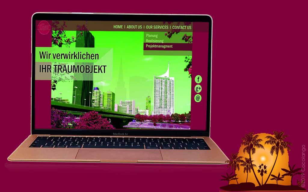 Webdesign l Marketing l Werbung l Cocolango