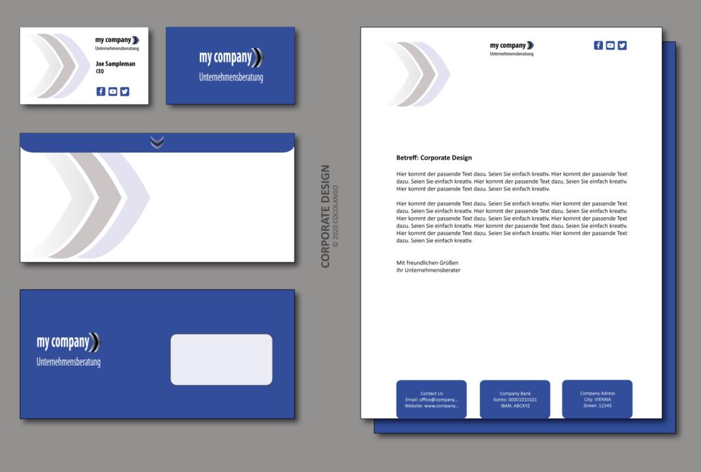 Grafikagentur für Corporate Design