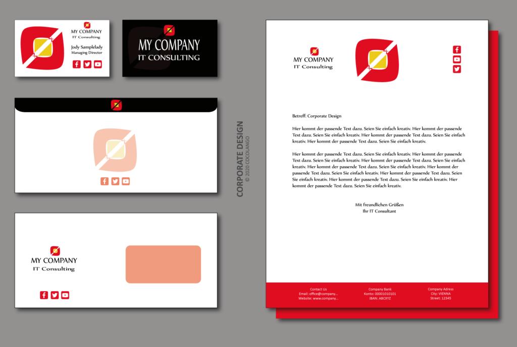 Agentur für Corporate Design, Identity, Grafikdesign