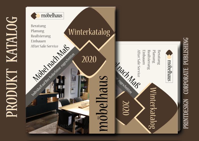 Katalog, Flyer Design, Grafikdesign