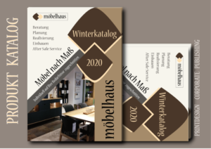 Katalog, Flyer Design, Grafikdesign