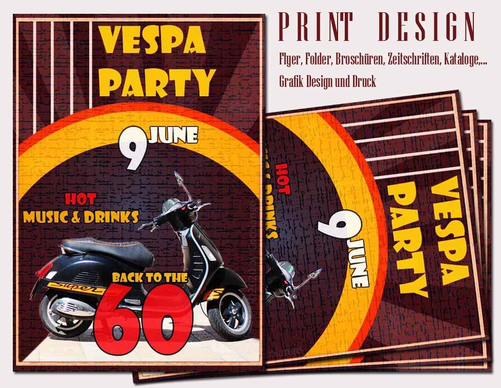 Print Design, Grafik Design Agentur Wien